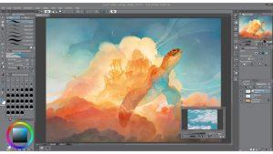 Clip Studio Paint EX 1.9.9 Crack Plus License Key {2020}