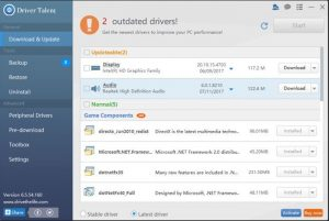 Driver Talent 8.0.1.8 Crack + Serial Key Free Download {2021}
