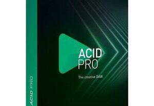 MAGIX ACID Pro 10.0.5.35 Build Crack Plus Serial Key Download