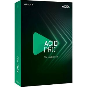 MAGIX ACID Pro 10.0.5.35 Build Crack Plus Serial Key Download