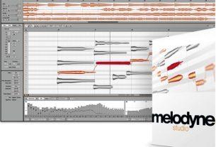 Melodyne 5 Crack